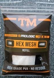 Пва сетка Prologic TM PVA Hex Mesh Refill 44 мм. 10 м