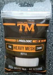 Пва сетка Prologic TM PVA Heavy Mesh Refill 24 мм. 10 м