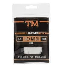 Пва сетка Prologic TM PVA Heavy Mesh Refill 44 мм. 10 м