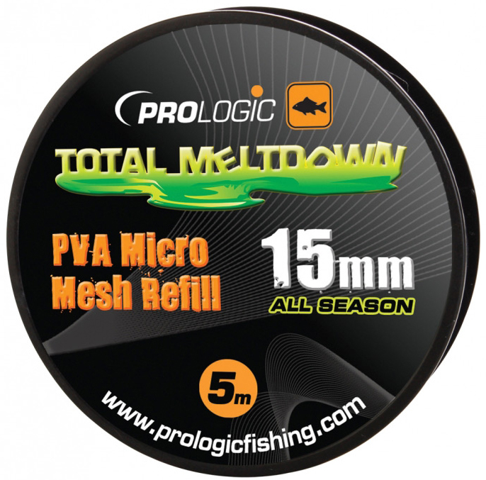 Пва сетка Prologic PVA All Season Micro Mesh Refill  15 мм 5 м