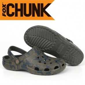 Сандали Fox Chunk Camo Clogs
