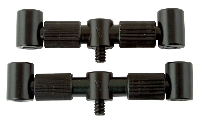 Буз бары Fox Black Label 2 rod Adjustable Convert Buzzer Bars pair