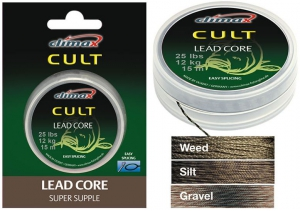 Лидкор Climax Cult Leadcore 10 м. Weed