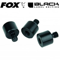 Грузы Fox Black Label Spacers x 3