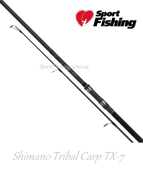 Карповое удилище Shimano Tribal Intensity TX-7 13 ft. 3.5 lb