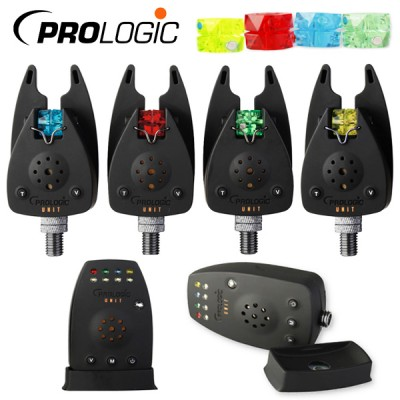 Сигнализаторы Prologic Prologic Unit Bite Alarm 4+1