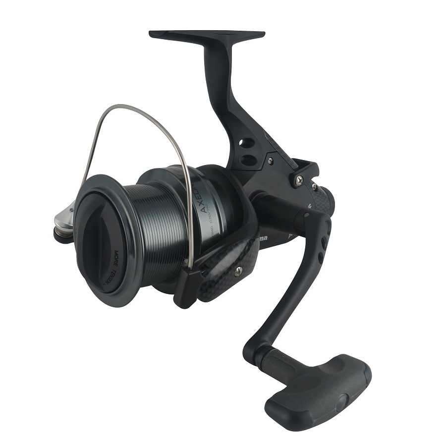 Катушка карп фидер Okuma Axeon Baitfeeder Spinning Reel AXB 565