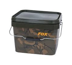 Ведро Fox Camo Square Buckets 10 л