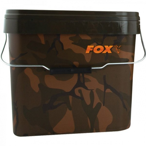 Ведро Fox Camo Square Buckets 17 л