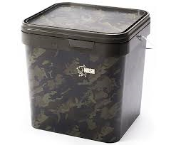 Ведро Nash Camo Rectangular Bucket 10 л