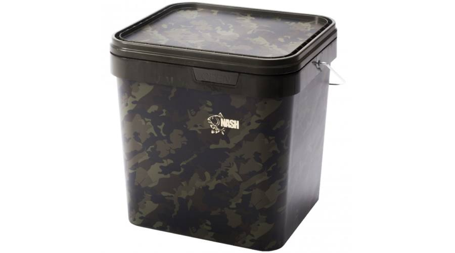 Ведро Nash Camo Rectangular Bucket 17 л