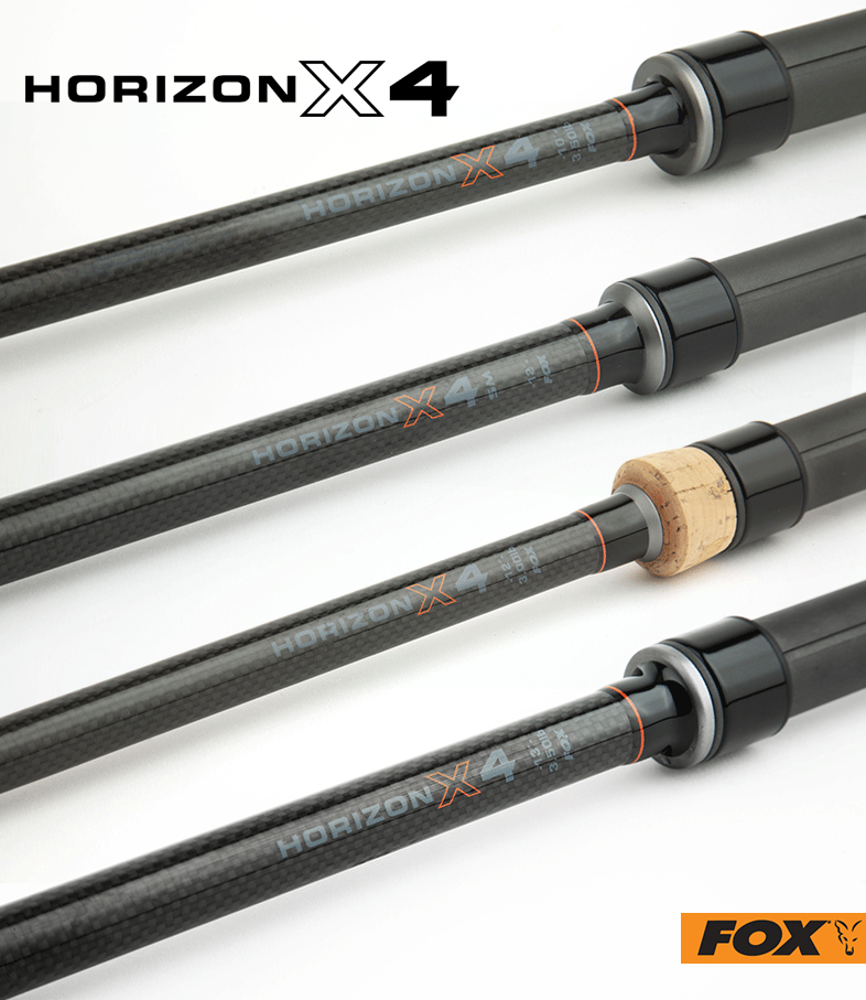Карповое удилище Fox Horizon X4 Abbreviated Handle Rod 12 ft. 3 lb