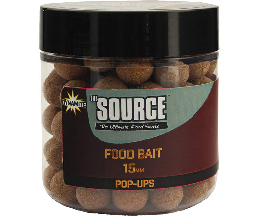 Бойлы Поп-ап Dynamite Baits The Source Pop-Up 15 мм