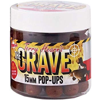 Бойлы Поп-ап Dynamite Baits Terry Hearn Crave Pop-Up 15 мм