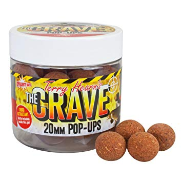 Бойлы Поп-ап Dynamite Baits Terry Hearn Crave Pop-Up 20 мм