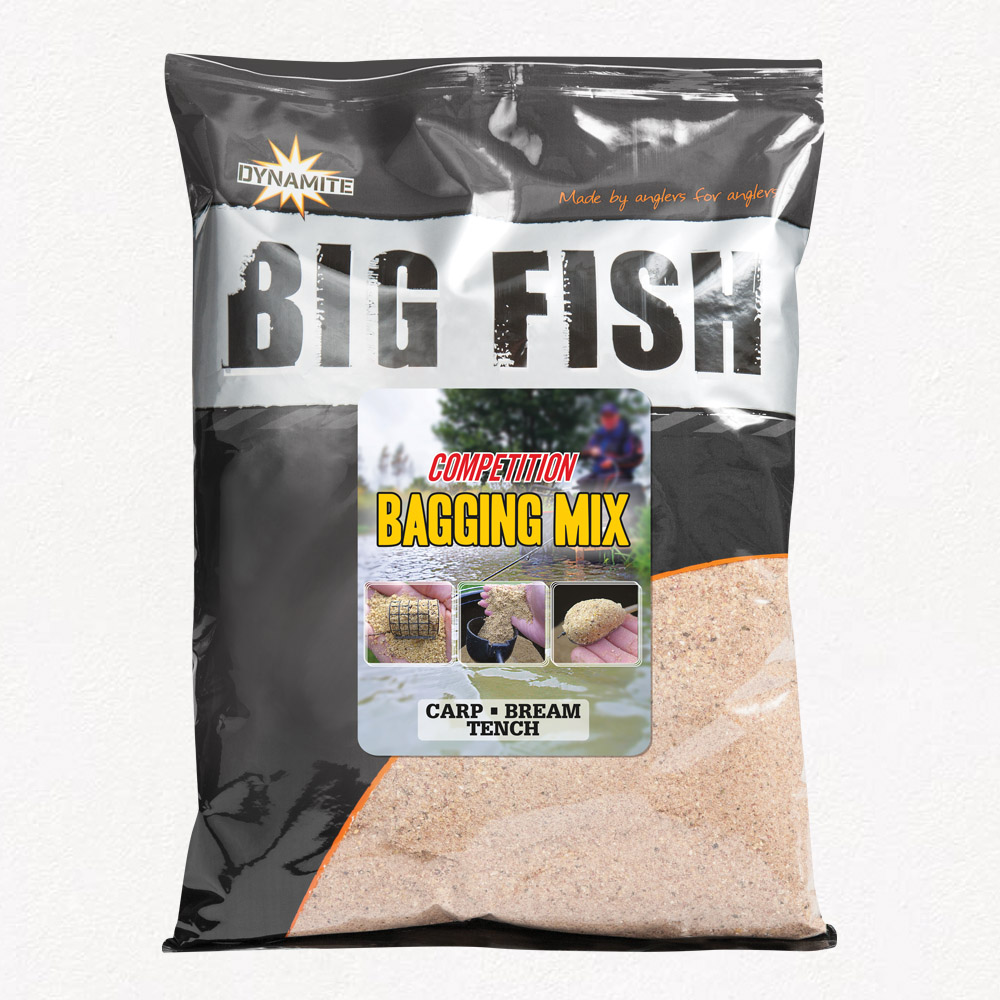 Прикормка Dynamite Baits Big Fish Bagging Mix New 1.8 кг