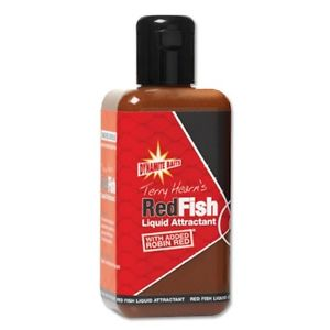 Ликвид Dynamite Baits Terry Hearn's Red Fish Fresh Liquid  Attractant 250 мл