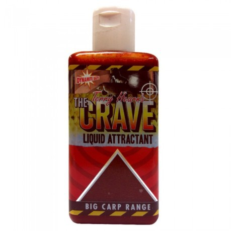 Ликвид Dynamite Baits Terry Hearn Crave Liquid Attractant 250 мл