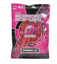Бойлы донные Mainline Response Range Boilies Shelf Life Strawberry Zest 18мм 450