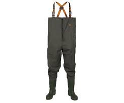 Вейдерсы Fox Lightweight Green Waders