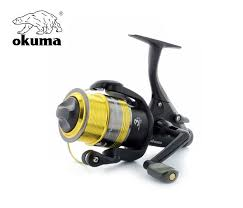 Катушка фидер матч Okuma Carbonite Match Baitfeeder CMB 340 2+1 bb