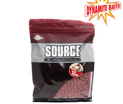 Бойлы донные Dynamite Baits The Source Range 10 мм. 1 кг. New