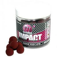 Бойлы Поп-ап Mainline High Impact Pop-up Spiced Crab 15 мм