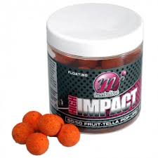 Бойлы Поп-ап Mainline High Impact Pop-up 50-50 Fruit Tella