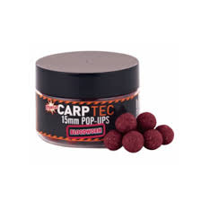 Бойлы поп-ап Dynamite Baits CarpTec Bloodworm Pop-Up15 мм