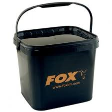 Ведро Fox Carp Bucket Black 12 л