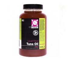 Ликвид масло тунца CC Moore Tuna Oil      CC Moore Tuna Oil 500 мл