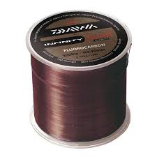 Леса Daiwa Infinity Floor It Fluorocarbon Line Brown 1000 м. 0.31 мм. 5.4 кг
