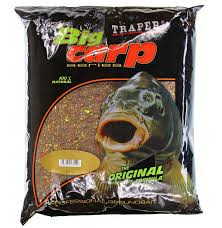 Прикормка Traper Big Carp Series Hemp 2.5 кг