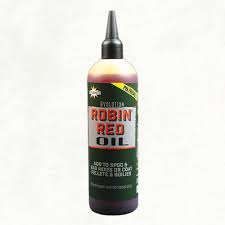 Масло Dynamite Baits Evolution Oils Robin Red 300 мл