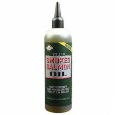 Масло Dynamite Baits Evolution Oils Smoked Salmon 300 мл