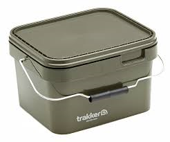 Ведро Trakker Olive Square Container 5 л
