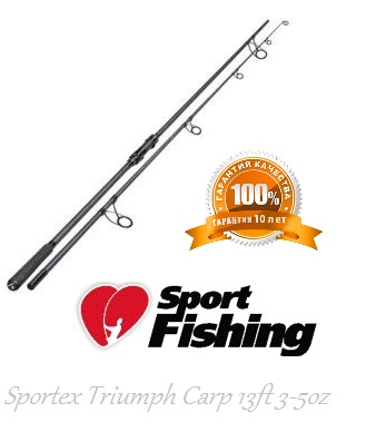 Sportex Triumph Carp 13ft 3-5oz