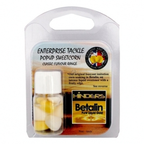 Кукуруза Enterprise Tackle Pop Up Betalin Yellow/White