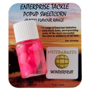 Кукуруза Enterprise Tackle Pop Up Nutrabaits Wonderfruit Pink