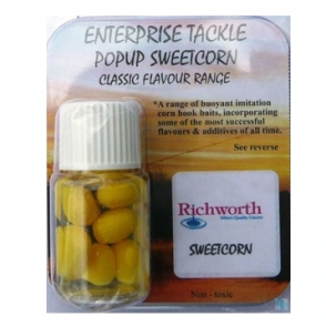 Кукуруза Enterprise Tackle Pop Up Richworth Yellow