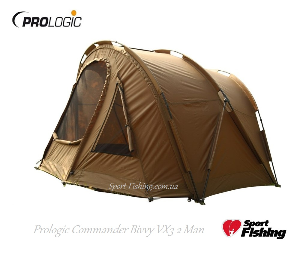 Палатка Prologic Commander Bivvy VX3 2 Man