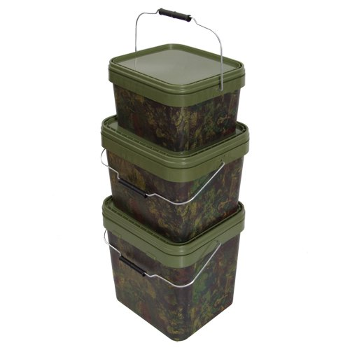 Ведро Fox Camo Square Buckets 5 л