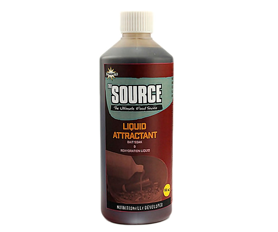 Ликвид Dynamite Baits Source Liquid Attractant Re-hydration Soak 500 мл